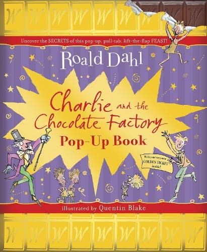 9780141328874: Charlie and the Chocolate Factory Pop-Up Book. Roald Dahl (Penguin Modern Classics)