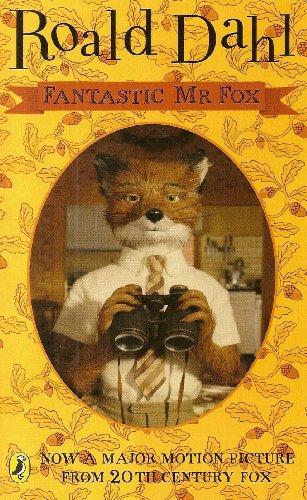 Fantastic Mr Fox (Film tie-in): Roald Dahl