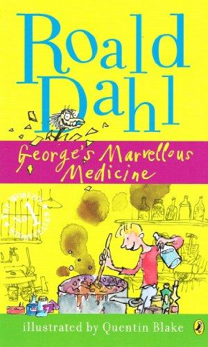 9780141328973: George's Marvellous Medicine :
