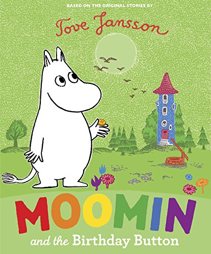 9780141329215: Moomin and the Birthday Button