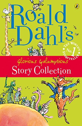 9780141329291: Roald Dahl's Glorious Galumptious Story Collection