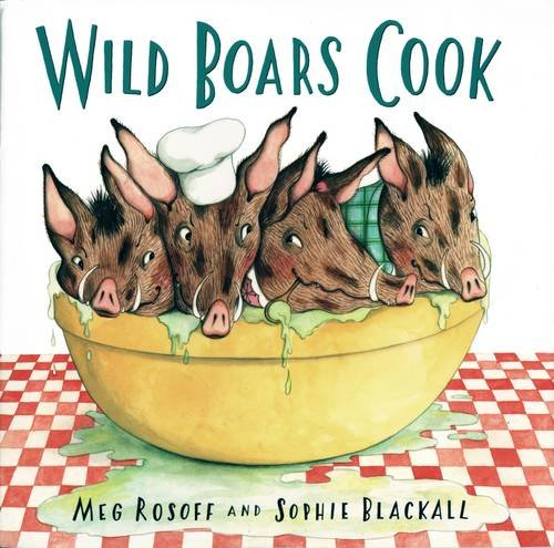 9780141329338: Wild Boars Cook