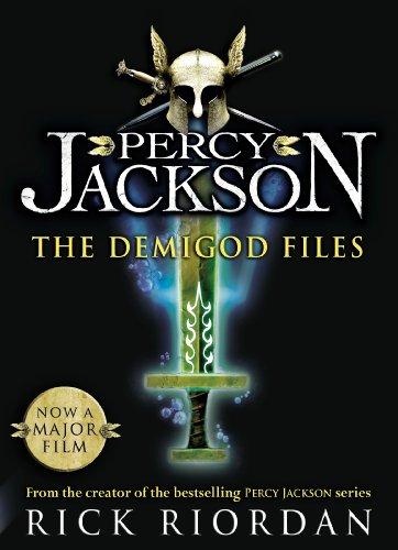9780141329505: Percy Jackson: The Demigod Files