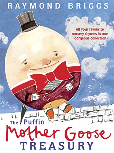 9780141329666: The Puffin Mother Goose Treasury
