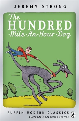 9780141329710: The Hundred-Mile-an-Hour Dog