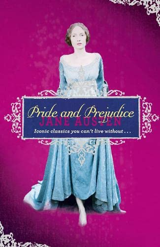Puffin Spinebreaker Pride and Prejudice: Austen, Jane