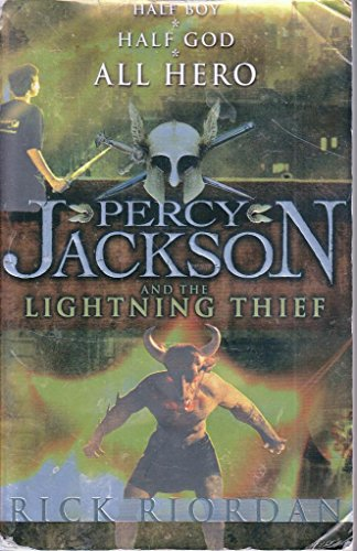 9780141329901: Percy Jackson and the Lightning Thief