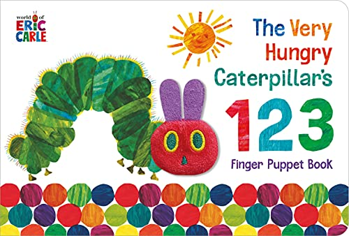 9780141329949: Very Hungry Caterpillar Finger Puppet Book (The Very Hungry Caterpillar)