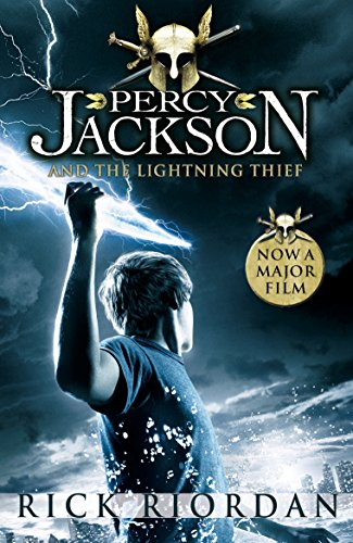Percy Jackson and the Lightning Thief (Percy: Rick Riordan