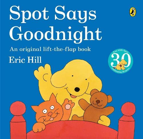 9780141330082: Spot Says Goodnight