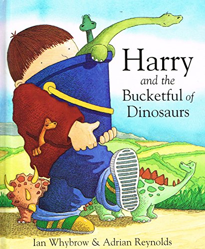 9780141330341: Harry and the Bucketful of Dinosaurs