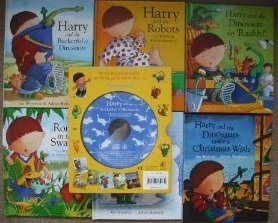 9780141330372: Harry and the dinosaurs book collection