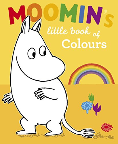 9780141330587: Moomin's Little Book of Colours