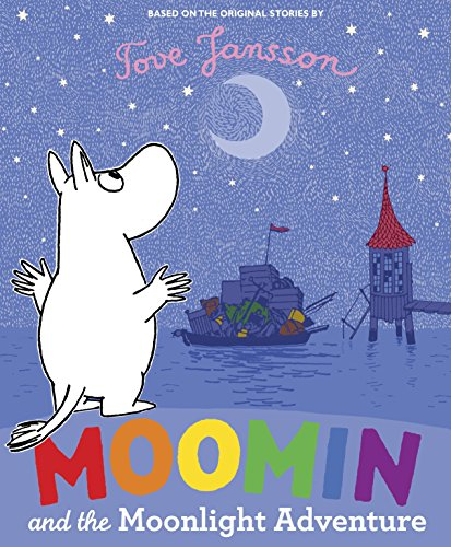 9780141330594: Moomin and the Moonlight Adventure
