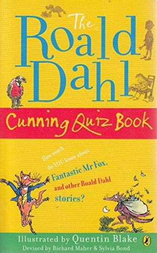 9780141330723: The roald Dahl Cunning quiz book