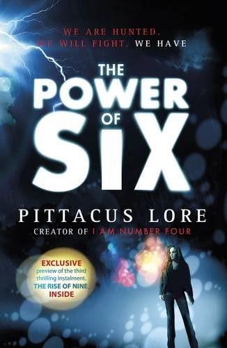 9780141330877: The Power of Six (Lorien Legacies)