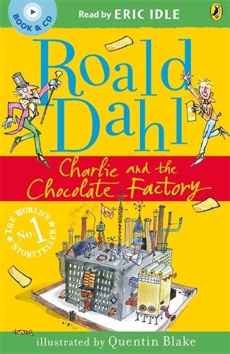 9780141331027: Charlie and the Chocolate Factory (Book & CD)