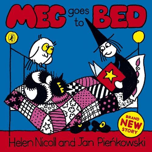 9780141331232: Meg and Mog Meg Goes To Bed
