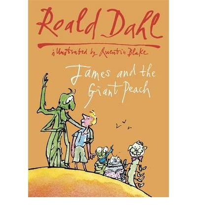 9780141331263: James and the Giant Peach (Puffin Designer Classics)