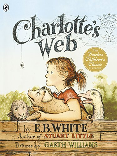 9780141331331: Charlotte's Web (Colour Edn)