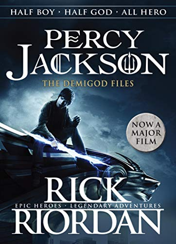 9780141331461: Percy Jackson: The Demigod Files (Film Tie-in)
