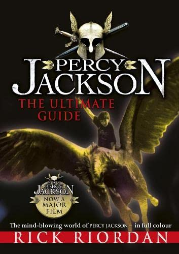 9780141331577: Percy Jackson: The Ultimate Guide (Percy Jackson & the Olympians)