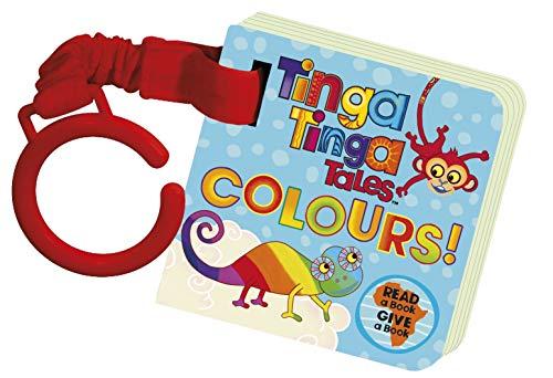 9780141331614: Colours. (Tinga Tinga Tales)