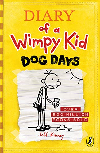 9780141331973: Diary of a Wimpy Kid: Dog Days (Book 4)