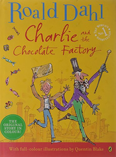 9780141332123: Charlie and the Chocolate Factory (Colour Edn)