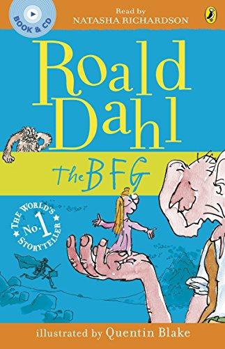 9780141332161: The BFG (Book & CD)