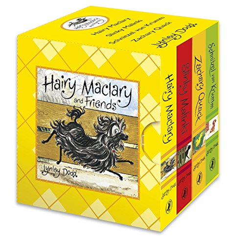 9780141332277: Hairy Maclary and Friends  Little Library