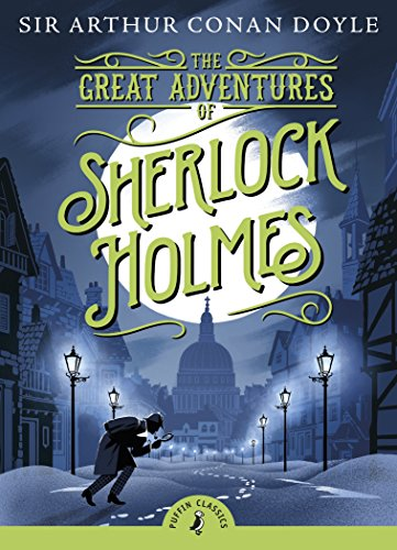 9780141332499: The Great Adventures of Sherlock Holmes (Puffin Classics)