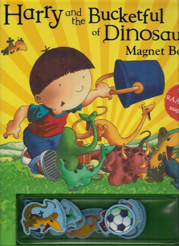 9780141332574: Harry and the Bucketful of Dinosaurs Magnet Book
