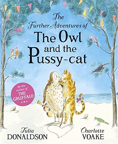 9780141332888: The Further Adventures of the Owl and the Pussycat