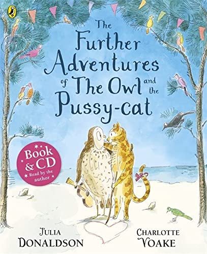 9780141332970: The Further Adventures of the Owl and the Pussy-cat Book and CD