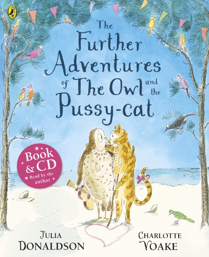 9780141332970: The Further Adventures of the Owl and the Pussy-cat Book and CD (Book & CD)