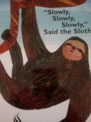 "9780141333113: ""Slowly, Slowly, Slowly"", said the Sloth"