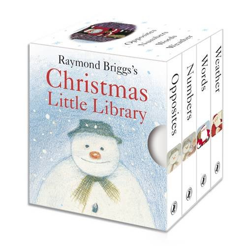 9780141333199: Raymond Briggs's Christmas Little Library