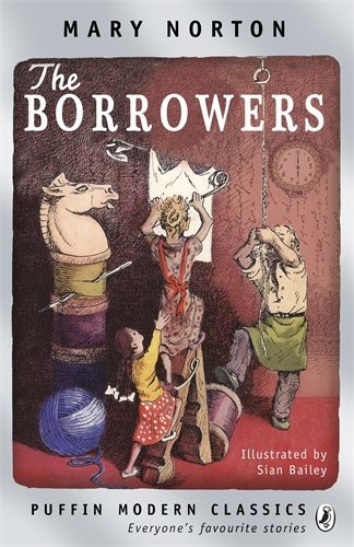 9780141333328: The Borrowers (Puffin Modern Classics)