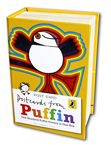 9780141333373: Postcards from Puffin