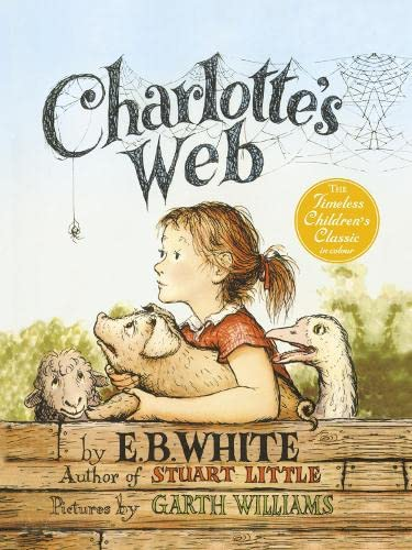 9780141333380: Charlotte's Web (Colour Edn)