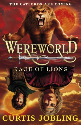 9780141333403: Wereworld Rage of Lions Book 2