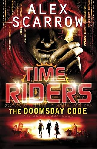 9780141333489: TimeRiders: The Doomsday Code (Book 3)