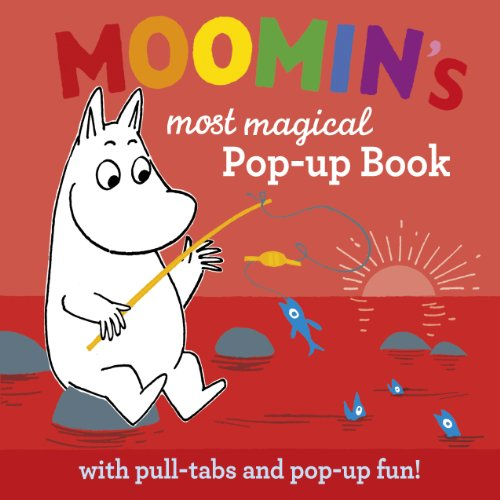 9780141333519: Moomin's Most Magical Pop-up Book