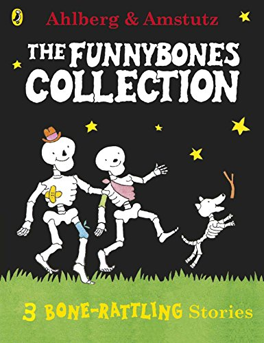 9780141333571: Funnybones: a Bone Rattling Collection