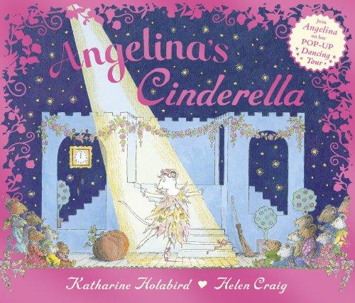 Angelina's Cinderella (Angelina Ballerina): Holabird, Katharine
