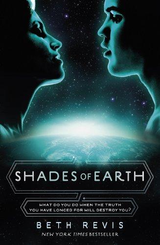 9780141333700: Shades of Earth