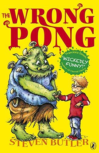 9780141333908: The Wrong Pong