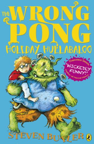 9780141333915: The Wrong Pong: Holiday Hullabaloo