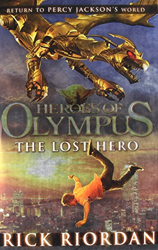 9780141334011: The Lost Hero (Heroes of Olympus, Book 1)